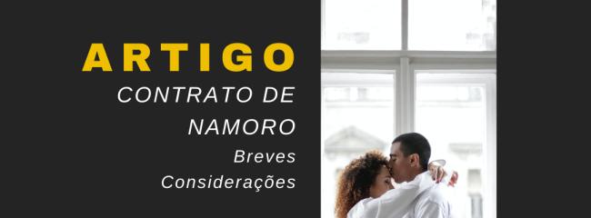 Contrato de Namoro_